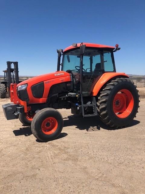 Kubota M6S-111SHC Tractor