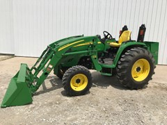 Tractor - Compact For Sale 2012 John Deere 4120 , 43 HP