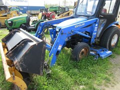 Tractor For Sale 1999 New Holland TC29D , 29 HP