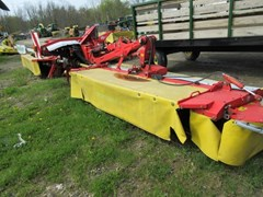 Mower Conditioner For Sale 2009 Pottinger NOVACAT V10