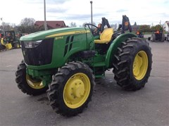 Tractor For Sale 2015 John Deere 5075E , 73 HP