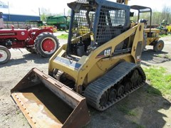 Skid Steer-Track For Sale 2005 Caterpillar 247-B