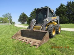 Skid Steer For Sale 2001 New Holland LS180 , 60 HP
