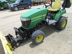 Tractor - Compact Utility For Sale 2008 John Deere 2305 , 24 HP