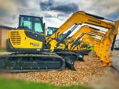 Excavator-Mini For Sale 2019 Yanmar SV100-6A