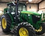Tractor For Sale2016 John Deere 6135E, 135 HP