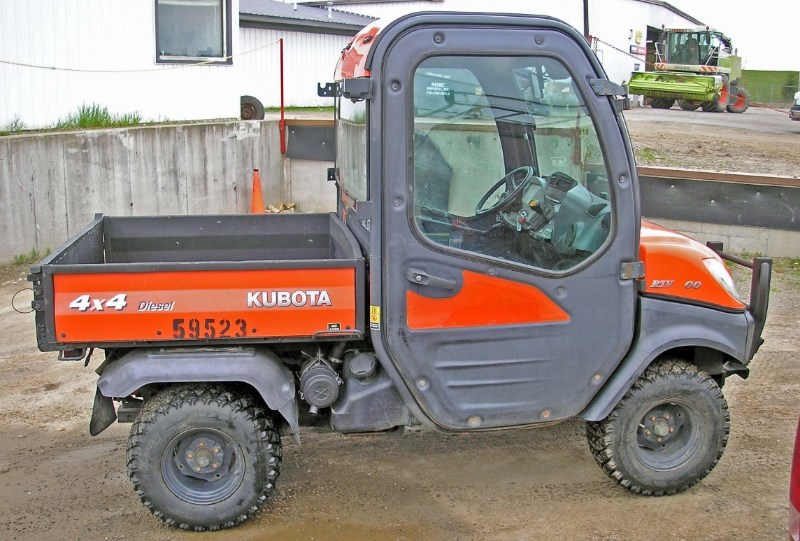 2011 Kubota RTV1100C Utility Vehicle For Sale