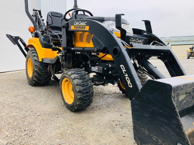 2010 Yanmar SC2450 Tractor - Compact For Sale