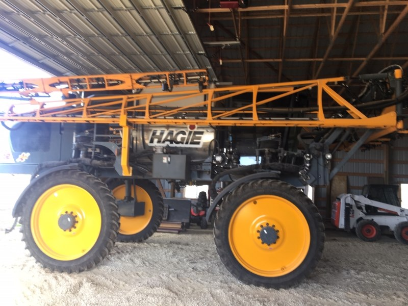 2008 Hagie ST12 Sprayer-Self Propelled For Sale