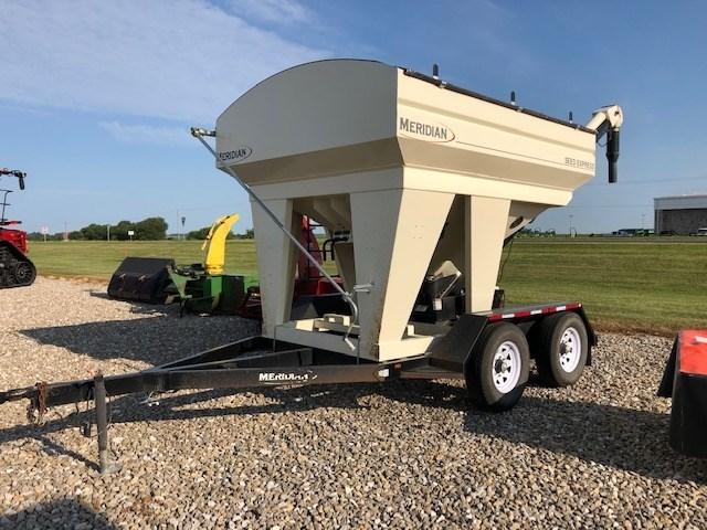 2010 Meridian 240 Seed Tender For Sale