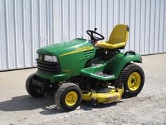 Riding Mower For Sale 2003 John Deere X485 , 25 HP