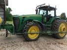 Tractor For Sale:  2008 John Deere 8130 , 180 HP