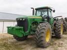 Tractor For Sale:  2004 John Deere 8420 , 235 HP