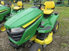 Lawn Mower For Sale 2016 John Deere X350 , 18 HP