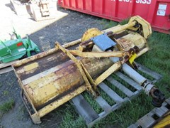 Flail Mower For Sale 1990 Mott 78
