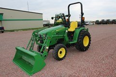 Tractor - Compact Utility For Sale 2019 John Deere 3038E , 38 HP
