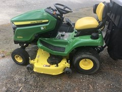Mower Deck For Sale 2015 John Deere X350