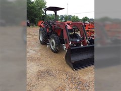 Tractor For Sale 2007 Case IH JX70 , 62 HP