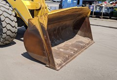 Loader Bucket For Sale:  2016 Komatsu WA470B
