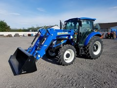 Tractor  2019 New Holland POWERSTAR 75 , 75 HP