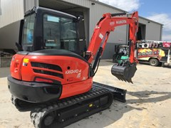 Excavator-Mini For Sale 2018 Kubota KX040-4R3A