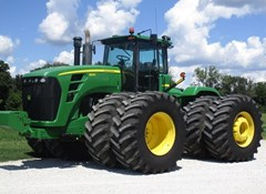 Tractor For Sale 2009 John Deere 9630 , 530 HP