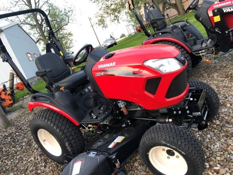 2017 Yanmar SA324 Tractor - Compact For Sale