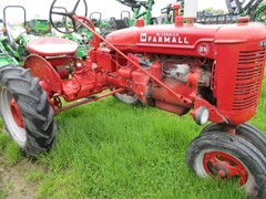 Tractor For Sale 1949 McCormick BN , 20 HP