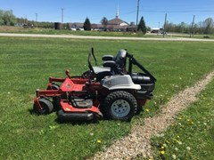 Zero Turn Mower For Sale 2014 Exmark LZS749EKC60RS , 27 HP