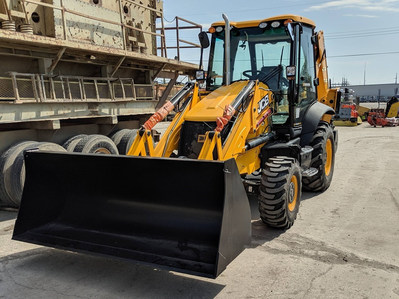 2019 JCB 3CX-15 Tractor Loader Backhoe For Sale