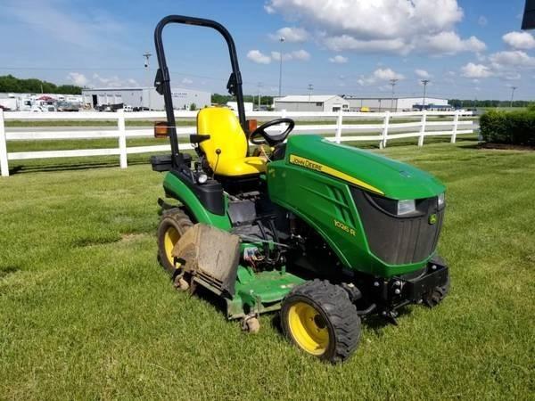 2010 John Deere 1026R Tractor For Sale