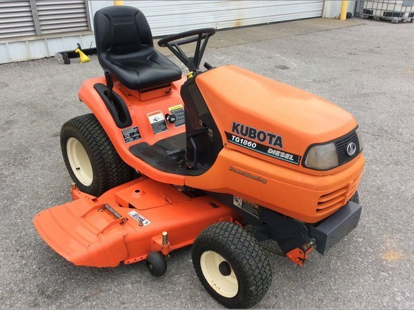 Kubota TG1860 Riding Mower For Sale
