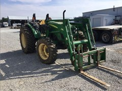 Tractor For Sale 2007 John Deere 5525 , 91 HP