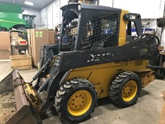 Skid Steer For Sale 2012 John Deere 318E