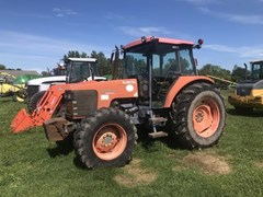 Tractor - Row Crop For Sale 2006 Kubota M105 , 105 HP