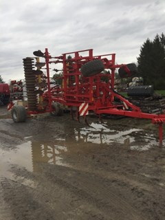 Tillage For Sale Pottinger SYNKRO 5003T 20' RIPPER 18 SHANK