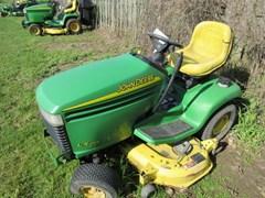 Riding Mower For Sale 2003 John Deere LX277 , 17 HP