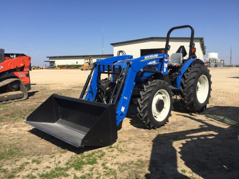 2019 New Holland Workmaster 70 Tractor For Sale