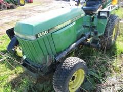 Tractor For Sale 1988 John Deere 855 , 24 HP