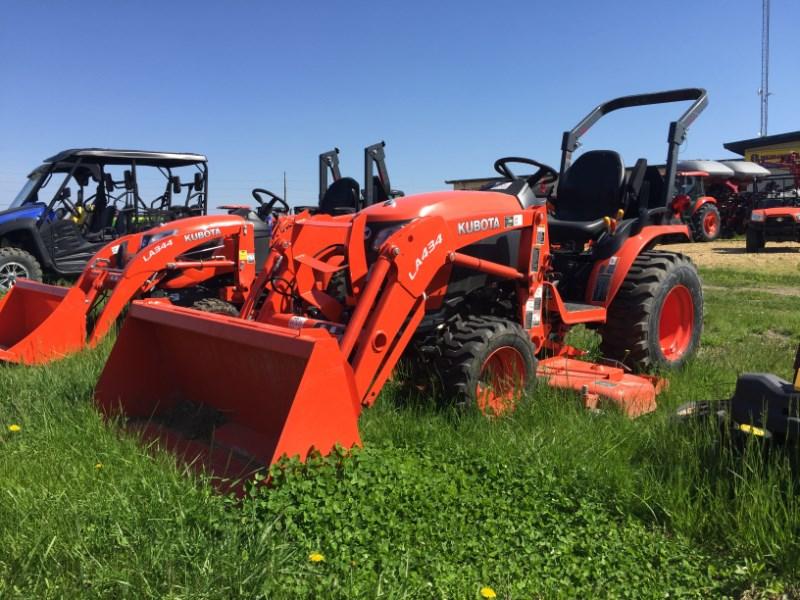 2017 Kubota B2301HSD Tractor For Sale