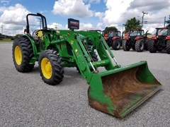 Tractor For Sale 2014 John Deere 5085M , 85 HP