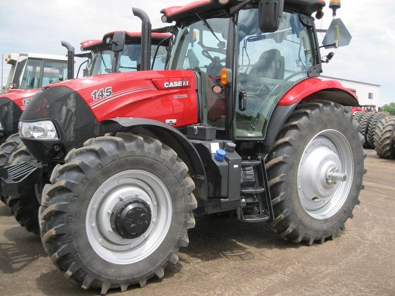 2016 Case IH MAXXUM 145 MC T4B Tractor For Sale