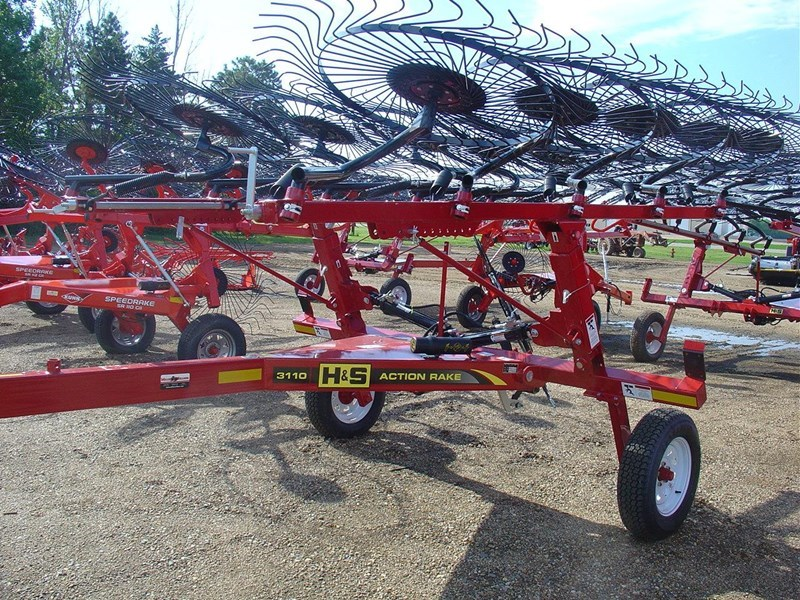 2017 H & S AR3110 Hay Rake-Wheel For Sale