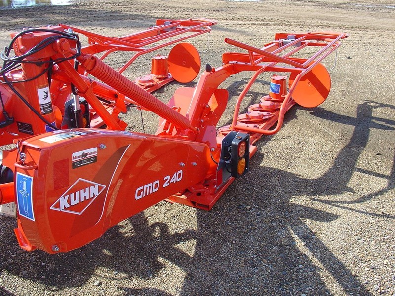 2018 Kuhn GMD240HD Disc Mower For Sale