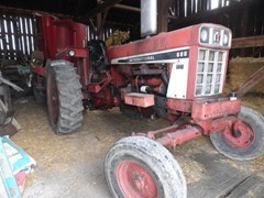 Tractor For Sale 1980 IH 686 , 66 HP
