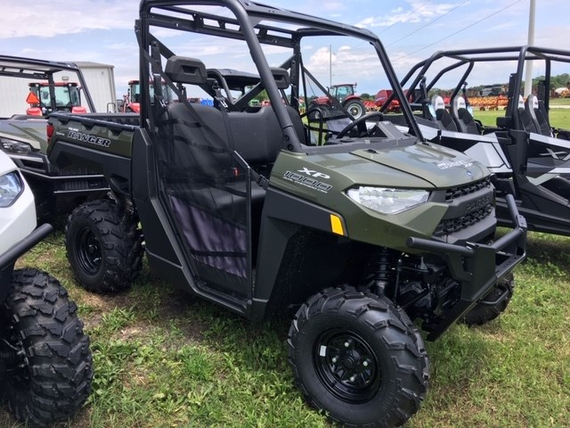 2019 Polaris R19RRE99A1 Utility Vehicle For Sale