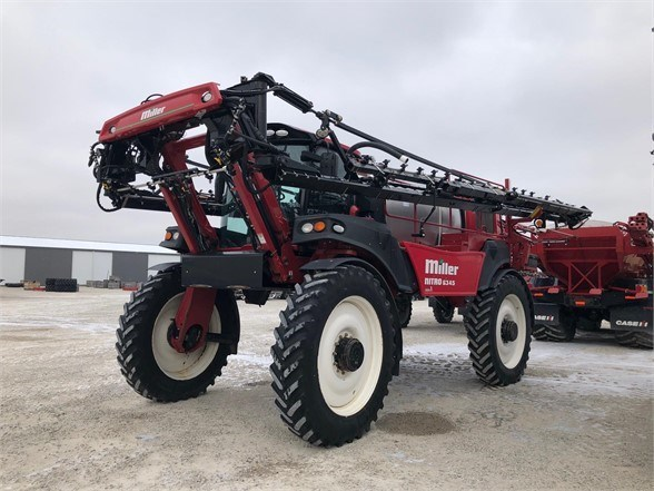 2017 Miller Nitro 6345 Sprayer-Self Propelled For Sale