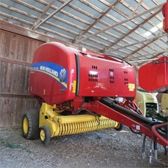 Baler-Big Square For Sale 2017 New Holland RB450