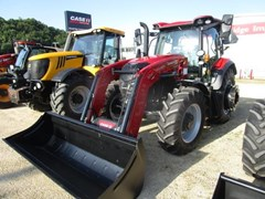 Tractor For Sale 2019 Case IH MAXXUM 125 MC ACTIVEDRIVE8 , 125 HP