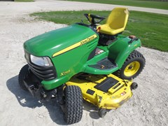 Riding Mower For Sale 2009 John Deere X749 , 25 HP